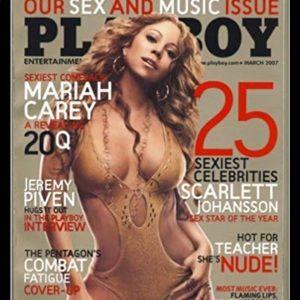 Unopened Playboy Magazine March 2007